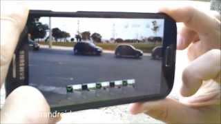 Galaxy S4 - Android 4.2.2 - Câmera Fotográfica - Foto Modo Ação - Tutorial Português Brasil