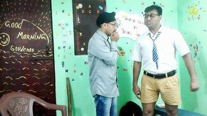 Teacher & student Funny comedy videos