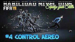 #4 REGATEANDO NIVEL DIOS ( FIFA19 ) Control aereo - Tutorial Completo