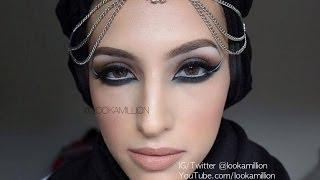 Arabic Inspired Makeup Tutorial Using NYX Love In Paris Palettes