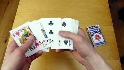 NO SETUP - Card Trick Tutorial