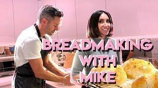 Mike's 'Famous' Bread Tutorial & Quick Pantry Tour | Jen Atkin