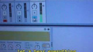 TUTORIAL To Produce Minimal In Ableton Live (spanish W/ Eng Subtitles)