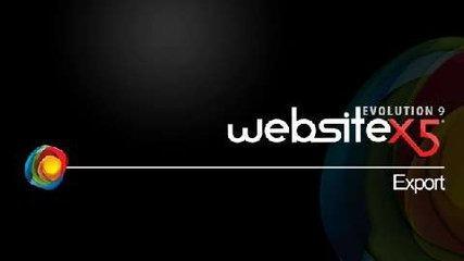 WebSite X5 - Tutorial 5
