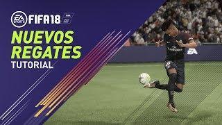 Cómo hacer los nuevos regates de FIFA 18 - TUTORIAL