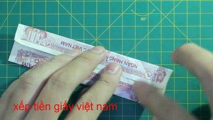 money origami dragon tutorial 折り紙 | おりがみ