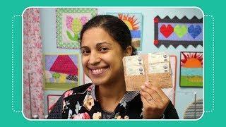 Tea Wallet Tutorial- Day 12 of 12 Days of Last Minute DIY Gifts