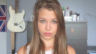 [ Tutoriel Maquillage N°18 ] : Maquillage Simple Et Rapide Pour Les Cours !