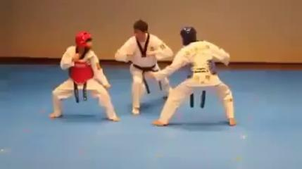 Funny Taekwondo - YouTube