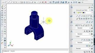 AUTOCAD 3D Apprendre AutoCAD En Français - Tutoriel