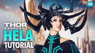 Hela cosplay tutorial