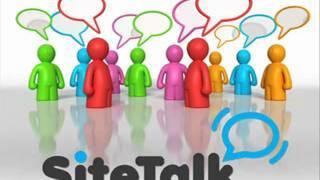 ההרשמה חינם - העסק התוכנית SiteTalk - מצגת עברית - שותפות Unaico