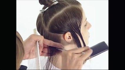 Vidal Sassoon Haircut - Long to Short Bob Haircut Tutorial