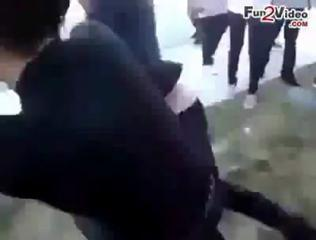 Girls Fight Funny Video