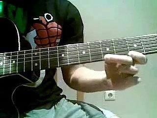 Inna Amazing tutorial guitarra // guitar lesson