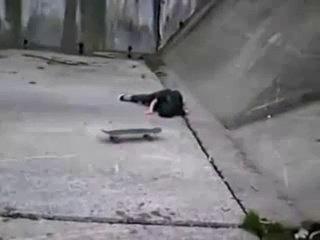 Epic Skateboard Crash (Best Funny Vide