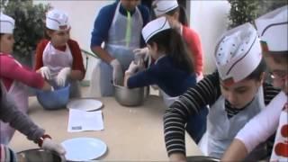 Preparing Bulgarian Banitsa