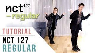 NCT 127 - Regular Dance Tutorial (Mirrored + Explanation) | Ellen and Brian