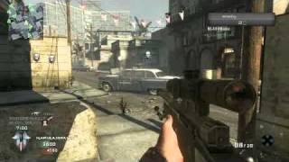 ALBANIAN-BULL3T - Black Ops Game Clip