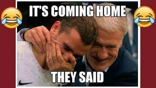 Croatia vs England (2-1) Memes | Funny World Cup Memes