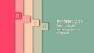 Animated PowerPoint Slide Design Tutorial