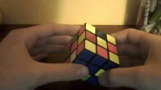 Tutoriel Français Rubik's Cube Blind Pochmann Partie 3 : Les Arêtes