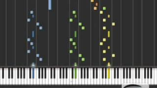 Croatian Rhapsody - Synthesia