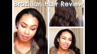 ♡ Brazilian Virgin Loose Waves   Magic Hair South ♡