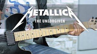 "Como tocar ""The Unforgiven"" de Metallica - Tutorial Guitarra PARTE 1"