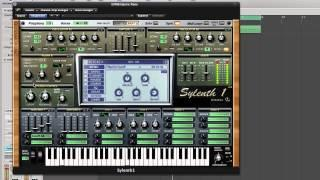 BIG Synth Like Avicii, Martin Garrix Or Swedish House Mafia In Sylenth1&Logic Pro