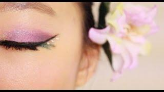 Monolid Makeup Tutorial - NYX Face Awards 2013