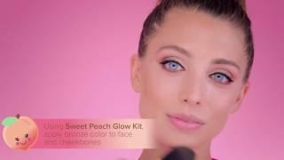 Sweet Peach Collection Tutorial – Too Faced – Peach Collection 2017