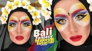 Bali Fantasy Makeup | One Brand Makeup Tutorial NYX Cosmetics