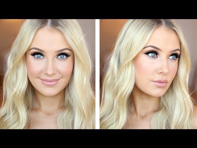 Glam Glitter & Glowing Skin Tutorial