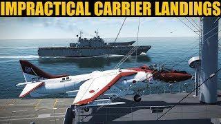 Impractical Carrier Landings Tutorial | DCS WORLD