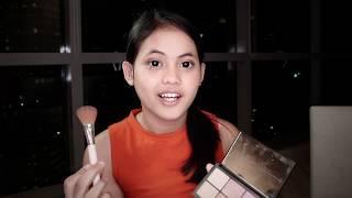 Tutorial Make Up Sehari-hari ala Putri DA