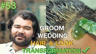 Wedding Day! Hair Transformation (Fun ✰) Hairstyles Tutorial 2018  DUBAI/USA