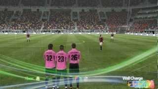 FIFA 13 Tutorial - Faltas 1/4 - Comandos E Dicas Gerais | PORTUGUÊS