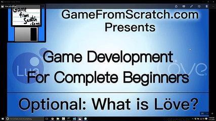 Y principiantes completa Desarrollo para juego serie utilizando Tutorial lua love2d