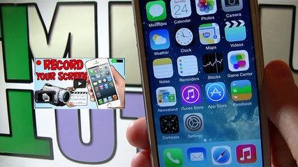How To Record iPhone iPad and iPod Touch Screen for FREE Without Jailbreak and Without Computer
