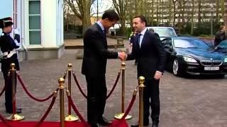 შეხვედრა ნიდერლანდების სამეფოს პრემიერ-მინისტრთან