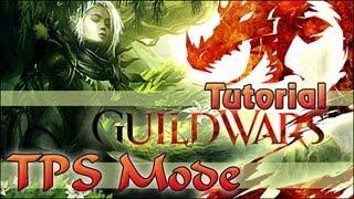 Guild Wars 2 - Combat Mode / TPS Mode Tutorial - Português/BR
