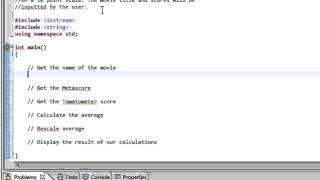 C++ Programming Tutorial For Beginners In English - Part 2