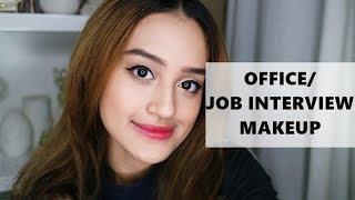 TUTORIAL MAKEUP KE KANTOR  | Maybelline One Brand Tutorial | Indonesia