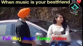 Must Watch this video | When Music is your best Friend | Latest Funny Video