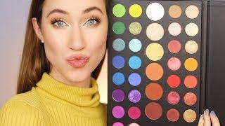 Easy Everyday James Charles Palette Tutorial