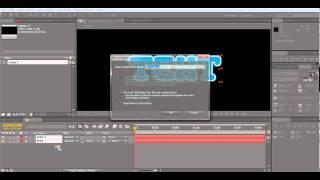 Adobe After Effects Tutorial: Nice Toonish Tekst (Danish)