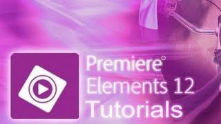Premiere Elements 12 - Tutorial For Beginners [+ General Overview]