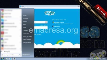 How To Delete Skype ID History URDU Tutorials By Emadresa