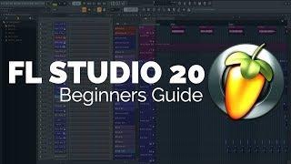 FL Studio 20 - Introduction Tutorial